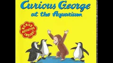 Thumbnail for entry Curious George at the Aquarium
