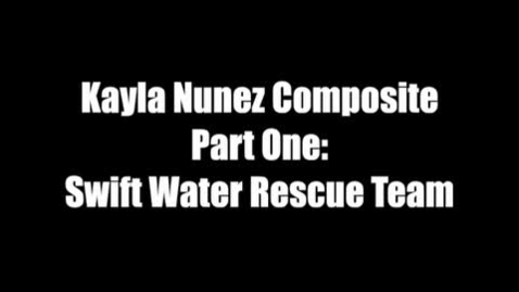Thumbnail for entry Heroes: Kayla Nunez Reporting Composite