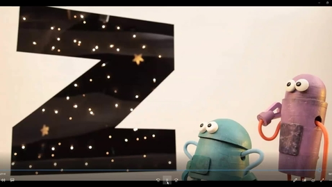 Thumbnail for entry Storybots Letter Z