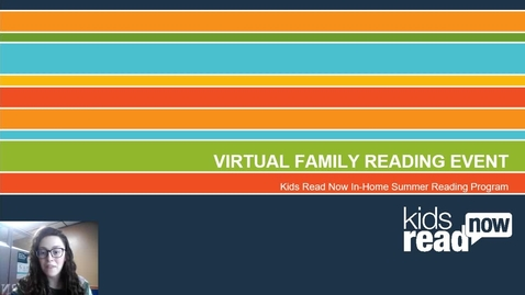 Thumbnail for entry 2021 Family Reading Event Guided Video