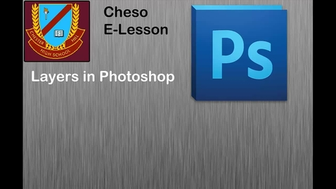 Thumbnail for entry Introduction to Layers in Photoshop