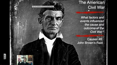 Thumbnail for entry John Brown's Raid (Causes #8)