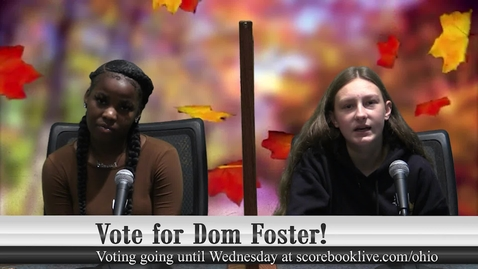 Thumbnail for entry WSCN - Tuesday, October 19th, 2021