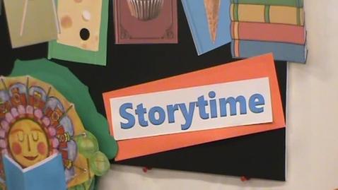 Thumbnail for entry Yummytime Storytime: Mrs. Maiuri