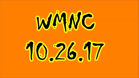 Thumbnail for entry WMNC 10.26.17