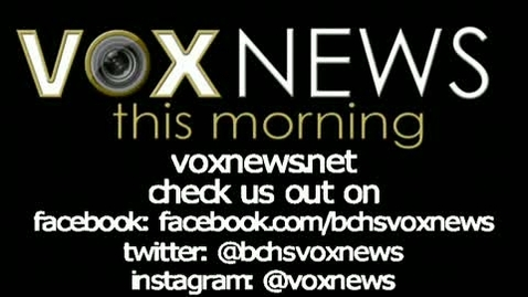 Thumbnail for entry VOX News this Morning for Thursday, February 18, 2016