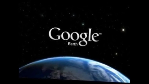 Thumbnail for entry Google Earth