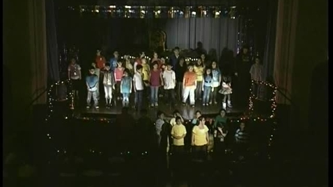 Thumbnail for entry Act 16 Nightingale school Talent Show 2011 KWN Kid witness news