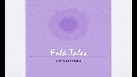Thumbnail for entry Folktales