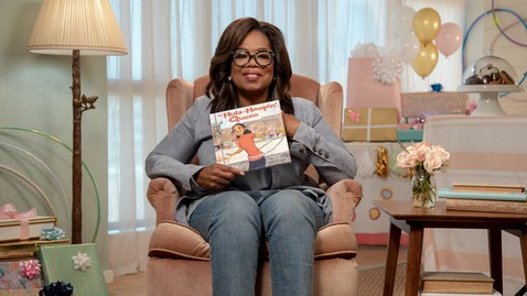 The Hula-Hoopin' Queen read by Oprah Winfrey (&tc=sty19)
