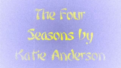 Thumbnail for entry Anderson-Four Seasons