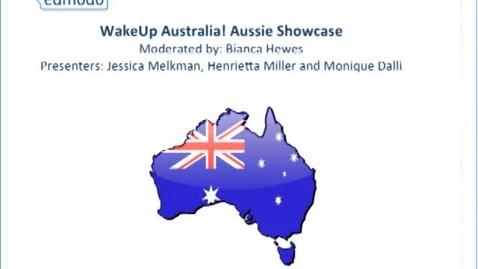 Thumbnail for entry EdmodoCon 2011: Aussie Showcase- Critical Discussions