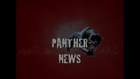 Thumbnail for entry Panther News  October 17, 2012