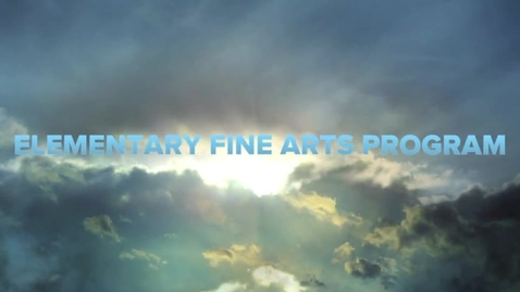 Thumbnail for entry 2013 I Art Show