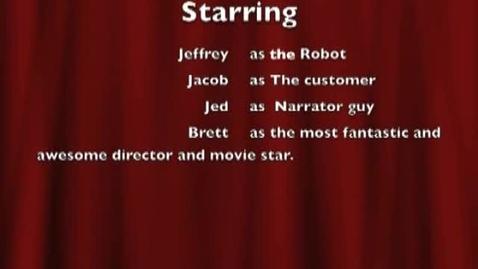Thumbnail for entry ICTV3 Apple Store iRobot