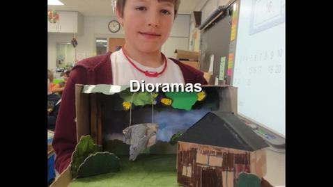 Thumbnail for entry Folk Tale Dioramas