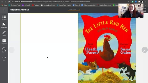 Thumbnail for entry little red hen