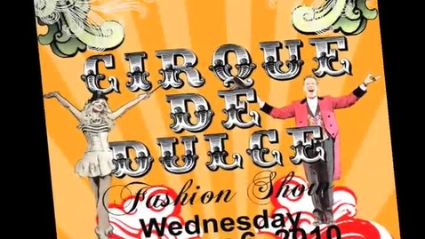 Thumbnail for entry Coastline ROP's Cirque De Dulce Fashion Show