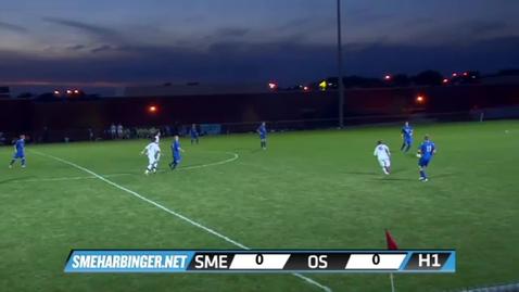 Thumbnail for entry Boys Soccer vs. Olathe South
