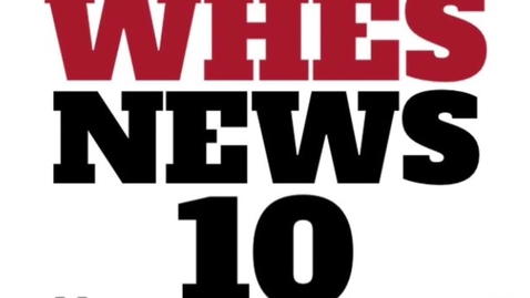 Thumbnail for entry WHES News 10_October 25, 2019 Broadcast