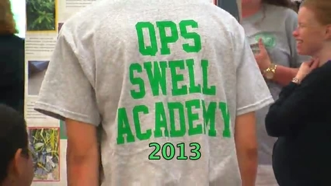 Thumbnail for entry QPS SWELL Academy Presentations 2013