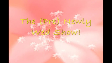 Thumbnail for entry Dating Newlywed Game LCN