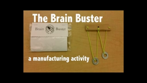 Thumbnail for entry Brain Buster