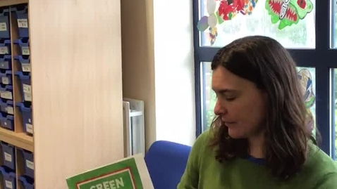 Thumbnail for entry Miss Kennedy reads Green Eggs and Ham