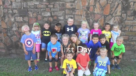 Thumbnail for entry 2014-2015 Mrs. Ashlea's Kindergarten