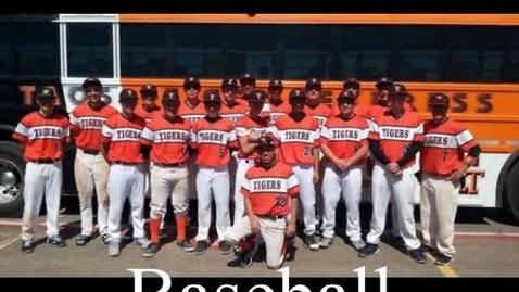 Thumbnail for entry Taos High School Baseball and Softball 2015-2016