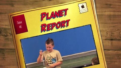 Thumbnail for entry Colin's Planet Report