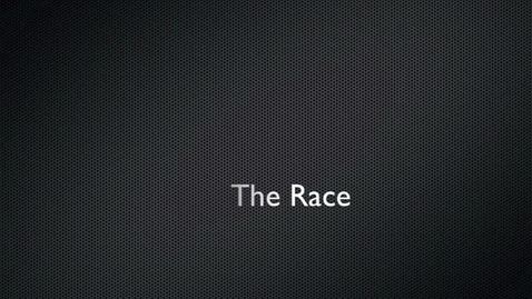 Thumbnail for entry The Race - a Stop Motion Film for Computer Art