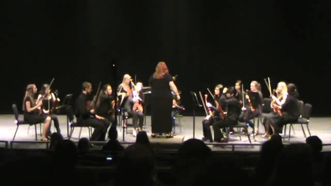 Thumbnail for entry  LWHS Concert Orchestra: Folk Tune and Fiddle Dance