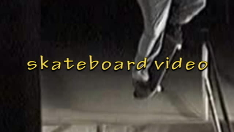 Thumbnail for entry Skateboarding 101
