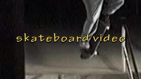 Thumbnail for entry Skateboarding 101