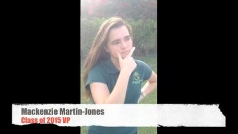 Thumbnail for entry Mackenzie Martin-Jones 2015 VP Campaign video