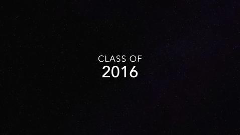Thumbnail for entry Senior Slide Show 2016