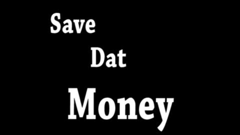 Thumbnail for entry Save Dat Money Cover: Chad Bomboy