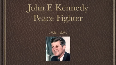 Thumbnail for entry John F. Kennedy