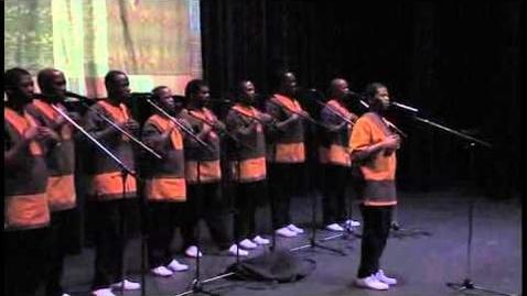 Thumbnail for entry Ladysmith Black Mambazo - Homeless Live