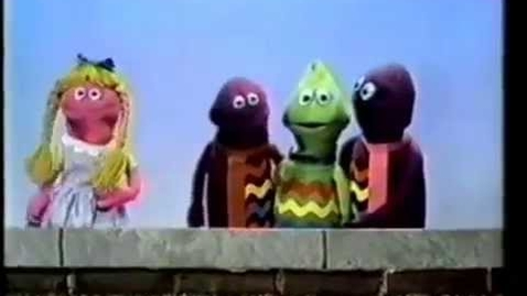 Thumbnail for entry Classic Sesame Street - Betty Lou: Beginning, Middle and End