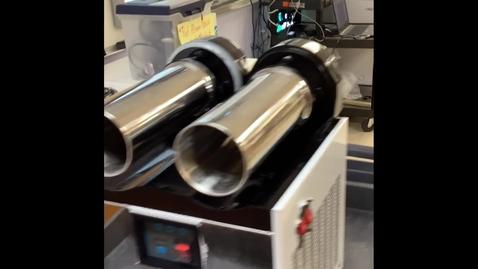 Thumbnail for entry Slushee machine assembly