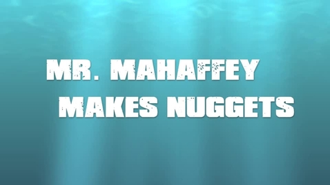 Thumbnail for entry Online Exclusive: Mahaffey Makes Nuggets