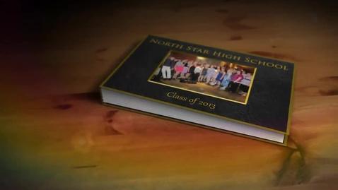 Thumbnail for entry North Star HS Senior Graduation Slideshow