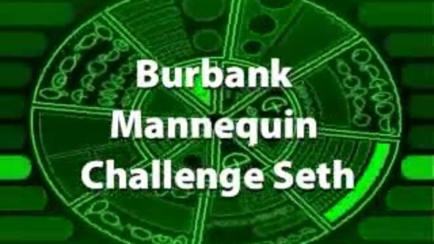 Thumbnail for entry Burbank Mannequin Challenge Bledsoe's Class