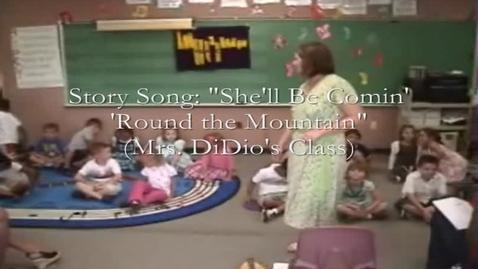 Thumbnail for entry Kindergarten Informance - Story Song
