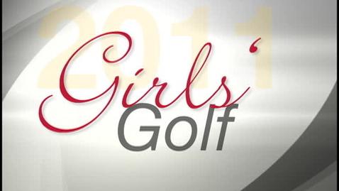 Thumbnail for entry Girls' Golf 2012