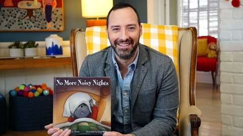 Thumbnail for entry No More Noisy Nights read by Tony Hale