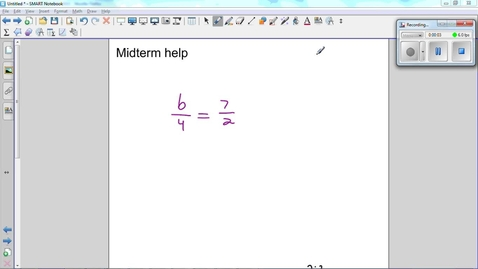 Thumbnail for entry Midterm help guide Question 19 and 20