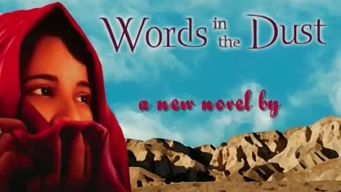Thumbnail for entry Words in the Dust by Trent Reedy
